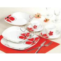 Quality SQUARE SHAPE DINNER SET TP-A9659 for sale