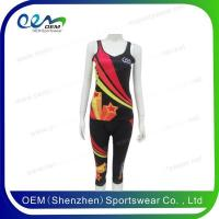 Quality cheer dance wear with leggings for sale