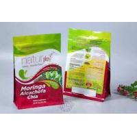 Buy cheap Flat Pouch Packaging Stand Up Aluminum Foil Bag 2 Layers Laminated from wholesalers