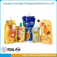Quality Baby Food Pouch Plastic Container Films Wholesale for sale