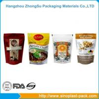 Quality Packaging Bag Food Packaging Material Food Rectangular Frozen Food Box Packaging for sale