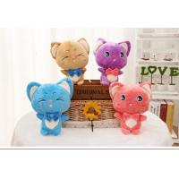 Factory Wholesale Promotional Baby Musical Hanging Custom Plush Toy