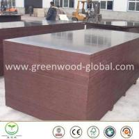 Quality 3mm / 30mm Film Faced Shuttering Marine Plywood Sheet for sale