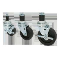 China DURAGLIDE EXPANDABLE STEM SWIVEL CASTERS on sale
