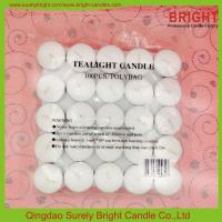 Quality SL- Tea-329 4 hours tealight candles for sale