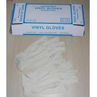 Quality HPV602 disposable vinyl glove for sale
