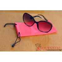 Quality Microfiber cloth glasses bags printed for sale