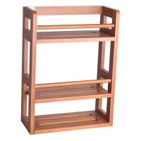Buy cheap Bamboo Bathroom Storage Rack from wholesalers