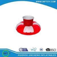 China small inflatable pool drink holder on sale