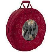 Quality Seasons Wreath Storage Bag - Large for sale
