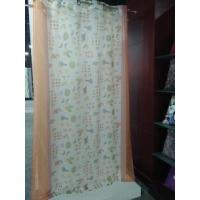 Quality Fruits printed voile curtain for sale
