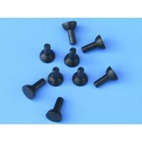 Quality Where to Buy Black Rubber Stopper and Rubber Cork Stoppers online for sale