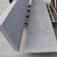 Quality Grey Polished Wall Facade Granite Tiles G640 for sale