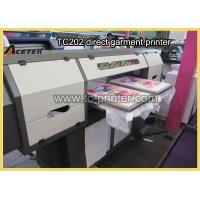 Quality High Speed TC-202 Digital Fabric T-shirt Printer Machine for sale