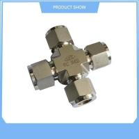 High Quality Stainless Steel Four Way Union Cross