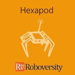 Buy Hexapod using Arduino Details at wholesale prices