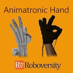 Buy Electronics Animatronic Hand Details at wholesale prices