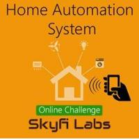 China Online Courses Home Automation System Project - A Challenge on sale