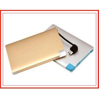 China New Arrival 2500mAh credit card power bank charger,mobile charger on sale
