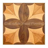 Quality American Black Wanut Mosaic Parquetry for sale