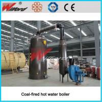China Small But Vertical Type Water Tube Coal Hot Water Boiler on sale