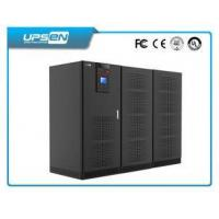 Buy cheap 120KVA / 108KW 160KVA / 144KW PF 0.9 Industrial UPS Systems With 6 Pulse / 12 Pulse from wholesalers