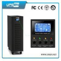 Buy cheap 380 Vac High Frequency Online UPS Uninterrupted Power For Data Center with IGBT from wholesalers