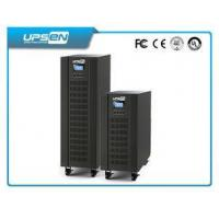 Buy cheap Programmable Online UPS Power Supply 15KVA 20Kva 3 / 1 Phase SNMP / USB / RS232 Port from wholesalers