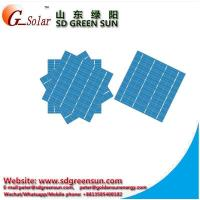 Quality 4Busbar poly cell for sale