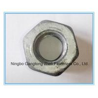 Quality Australian Standard Hex Head Nut with HDG (AS1252) for sale