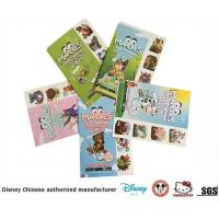 custom cute cartoon kids stickers wholesale(S5-1)