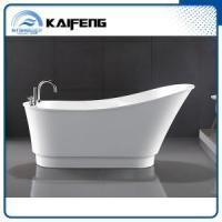 Buy cheap CUPC certificated freestanding soaking bathtub with high quality from wholesalers