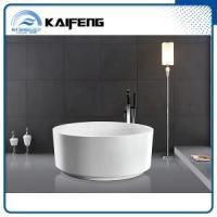 Buy cheap Bathtub 54 inch Two Person Freestanding Bathtub from wholesalers