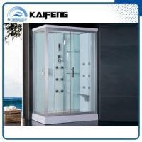 Quality Compact Glass Shower House with Folding Seat (KF-T992F) for sale