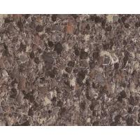 Quality Island love brown quartz stonePS7988 for sale