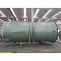Quality Construction and installation of integrated prefabricated pumping station for sale