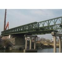 Quality Double Lane Mabey Compact 200 Bridge Anti - Rust With Interchangeable Steel Components for sale