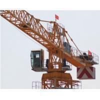 Quality PT5010 5t Flat Top Tower Crane Supplier for sale