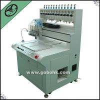Quality PVC watch strap making/dispensing/dripping machine for sale