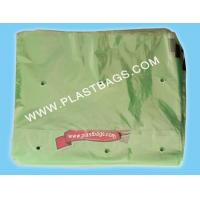 China FLAT BAGS LDPE FOOD BAGS WITH HOLES on sale