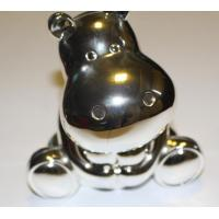 China Zinc Bear Piggy Bank on sale