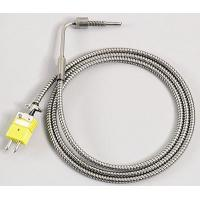 Quality Bayonet Style Thermocouples with Stainless Steel Cable for sale