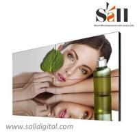 Buy cheap 55 Inch indoor video wall wall mounted indoor advertising lcd video wall (SL-VW550) from wholesalers