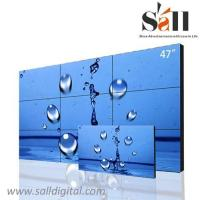 Buy cheap Cheap video wall LCD video wall system supplier (SL-VW470) from wholesalers