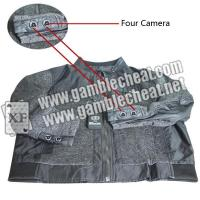 XF 2015 cuff button camera with 4 lens