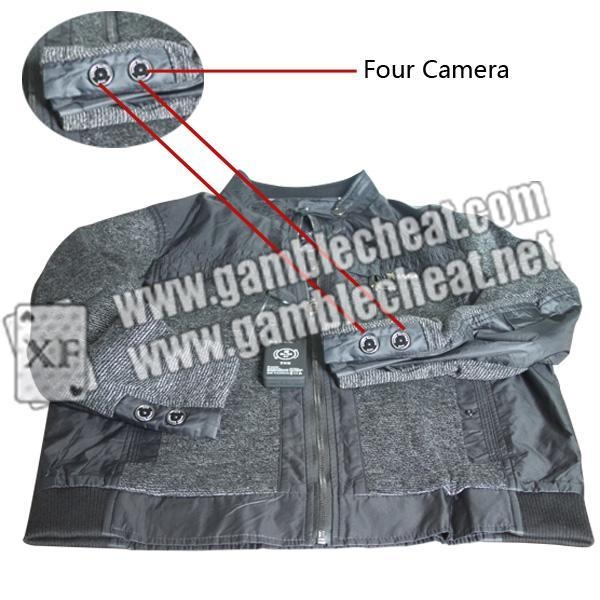 Buy XF 2015 cuff button camera with 4 lens at wholesale prices