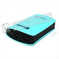 XF power bank camera for poker analyzer
