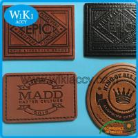 Garments Faux Leather Patches