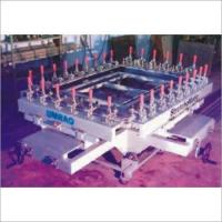 Quality Printing Machinery Mechanical Fabric Stretching Machine for sale