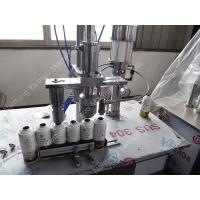 Quality Compacted Semiautomatic Aerosol Filling Machine for sale